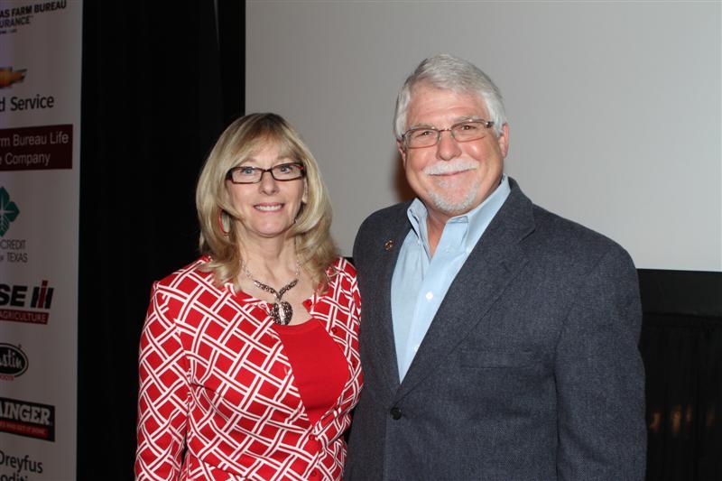 Mr. and Mrs. Mark Chamblee