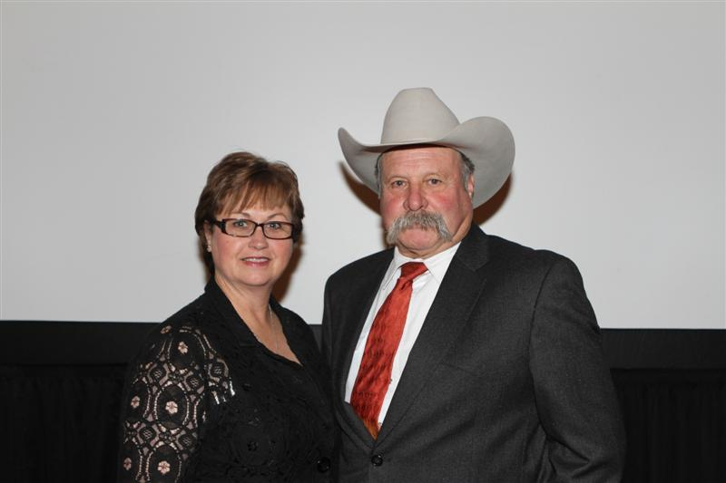 Mr. and Mrs. Larry Joiner