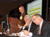 TFB staff during the business session of the 80th Annual Meeting.