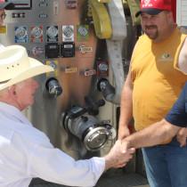 Farm Bureau donates $1.4 million to Texas fire departments
