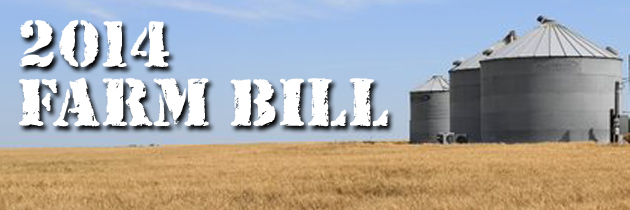 Statement from Texas Farm Bureau President Kenneth Dierschke on House passage of the 2014 Farm Bill