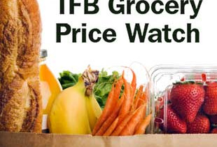 Texas food prices on steady decline